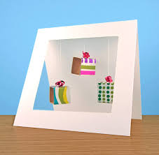 gift cards for kids 3d gift card in crafts for babies kids and adults