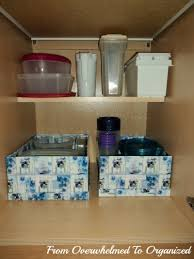 kitchen food storage cupboard the secret for organizing food storage containers so they