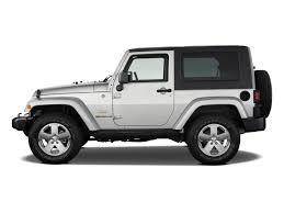 jeep type image 2009 jeep wrangler 4wd 2 door sahara side exterior view
