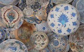 Ottoman Pottery Exhibition Iznik Ottoman Pottery From The Depths Of The