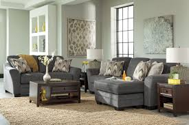 Charcoal Sofa Bed Braxlin Charcoal Queen Sofa Chaise Sleeper From Ashley 8850268