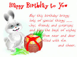 52 best birthday wishes images on pinterest birthday wishes