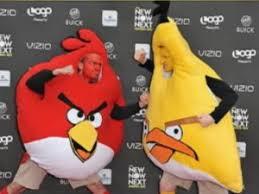 Angry Birds Halloween Costume Angry Birds U0027black Swan U0027 Lead 2011 U0027s Searched Halloween Costumes
