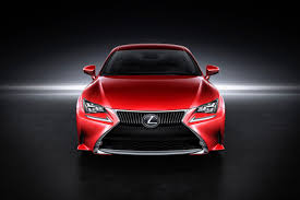 lexus is coupe lexus will launch rc coupe with a new four base coat red paint