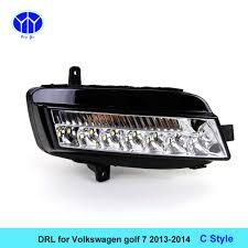 Led Fog Light Bar by Vw Golf 7 Fog Light Bulbs Promotion Shop For Promotional Vw Golf 7