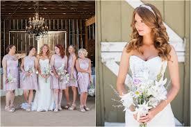 Barn Wedding San Luis Obispo Lauren And Brandon Rustic Chic Lavender Wedding At Rancho San