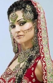 bridal jewelry dulha dulhan