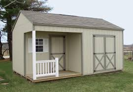 shed with porch plans mast mini barns corner porch nook