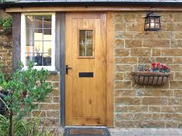 Solid Timber Front Door by External Doors Istranka Net