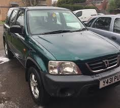 2001 honda cr v 2 0 petrol manual suv in castle bromwich west