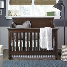 Convertible Crib Bed by Paula Deen Guys Convertible Crib In Molasses