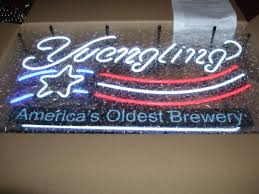 Coors Light Flag Yuengling Flag Neon Beer Light Sign Large 30 X 17 X 6 9044 New In