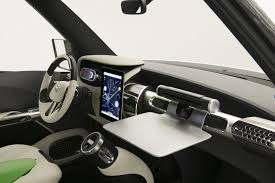 Concept Interior Design Toyota Unveils Urban Utility Concept Car Aimed At Young Urban Drivers
