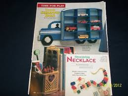 free plastic canvas truck shadow box pattern other craft items