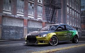 mitsubishi street racing cars image carrelease mitsubishi lancer evolution x revolution jpg