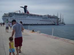 how to take a toddler on a cruise and a great time