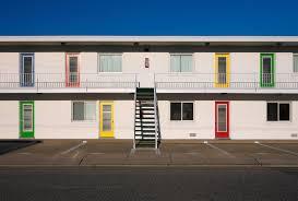 Classic Motel Industrial Design Professor Mark Havens Captures Classic Shore