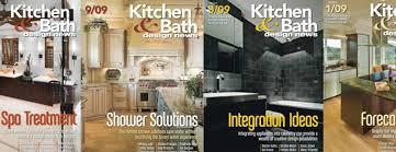 kitchen and bath design magazine kitchen bath design news free kitchen bath design news magazine