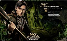 jack the giant killer movie poster the flock work