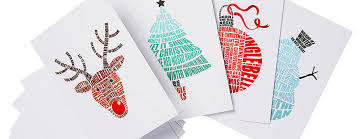 marvelous printed business christmas cards 68 on business card