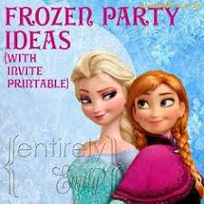 frozen free printable invitations templates cakes pinterest