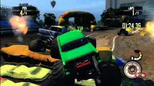monster truck jam video monster truck jam pt 2 youtube