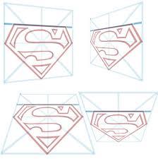 draw superman
