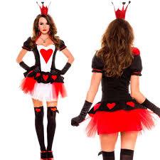 red queen halloween online get cheap queen of hearts costume aliexpress com