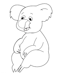 koala coloring inspiring coloring 6711 unknown