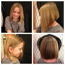 medium length concave hairstyles kids haircut by us pinterest kid haircuts haircuts and