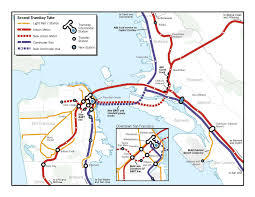 Embarcadero Bart Station Map by Bad Bolts U0026 Bart Accidents U003d Build 2nd Transbay Tube