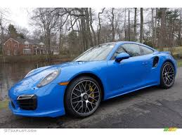2016 voodoo blue paint to sample porsche 911 turbo s coupe
