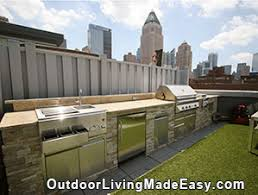 custom built outdoor kitchens long island ny rooftop kitchens