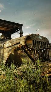 rusty car photography download wallpaper 720x1280 rusty old car oldness samsung