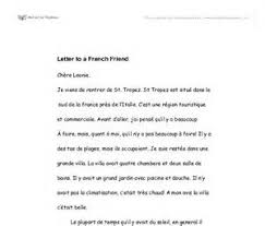 how to write a letter in french friend example cover letter