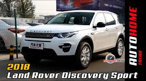 land rover discovery suv 2018 land rover discovery sport suv full review youtube