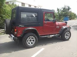 Mahindra Thar Modification Jeepclinic