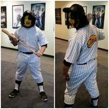 Warriors Halloween Costume Baseball Furies Halloween Costume Love U0027the Warriors