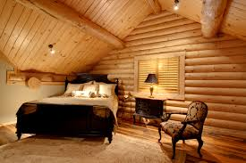Interior Log Homes Log Home Interiors Stonefield Builders
