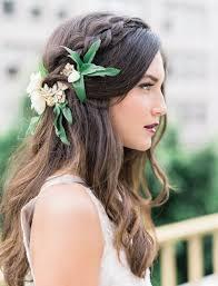 how to wrap wedding hair best 25 wedding flower hair ideas on pinterest bridal hair