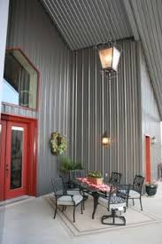 image result for beutiful steel barn home home decor pinterest