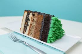how to make a 5 layer earth cake rosanna pansino