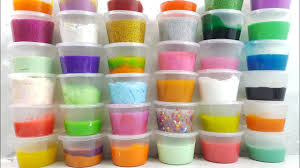 slimesmoothie mixing 38 diy slimes together oddly satisfying