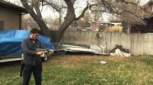 shooting the 25 30 pound pvc takedown travel bow in colorado youtube