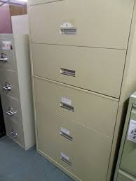 5 Drawer Lateral File Cabinets Hickey 80200 Five Drawer Lateral File Cabinet 1 Left