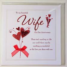 wedding anniversary card design for with quote sang maestro