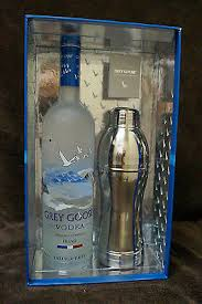 Grey Goose Gift Set Collectibles Shakers Find Offers Online And Compare Prices At