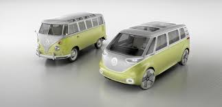 concept bus volkswagen u0027s i d buzz concept is a microbus for the self driving