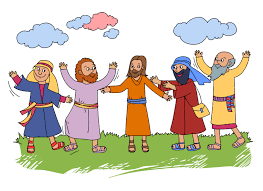 bible life lessons for kids images clipart collection
