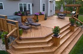wraparound deck naples fl fence contractor and deck contractor